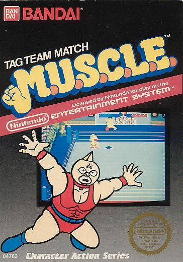 M.U.S.C.L.E.: Tag Team Match