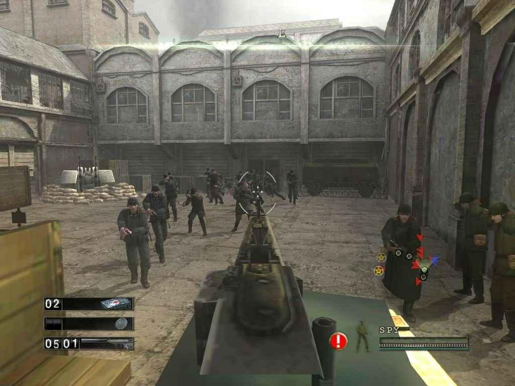 Commandos Strike Force скачать игру через торрент - фото 8