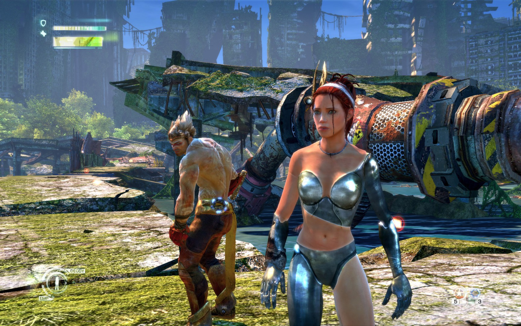 Enslaved odyssey to the west porn hentia pic