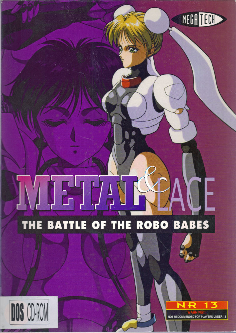 Metal and Lace: Battle of the Robo Babes