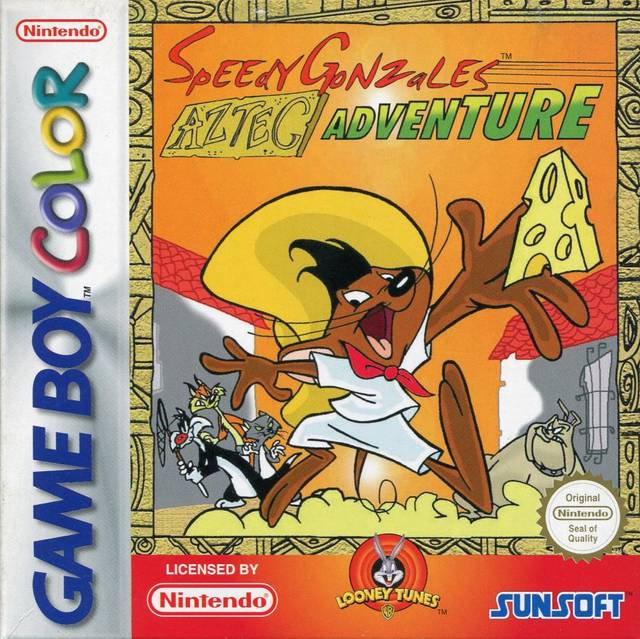 Speedy Gonzales: Aztec Adventure