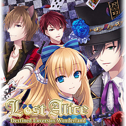 Shall we date? Lost Alice: Destined Lovers in Wonderland