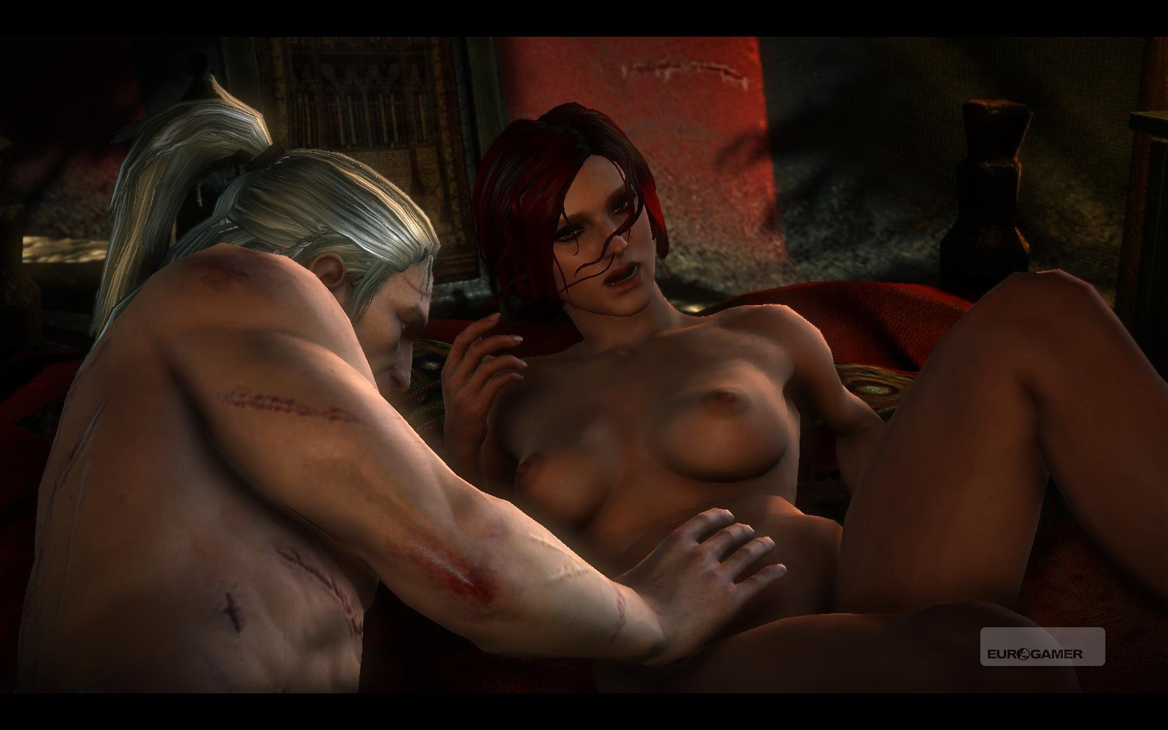 Witcher sex video sexy fantasy actresses