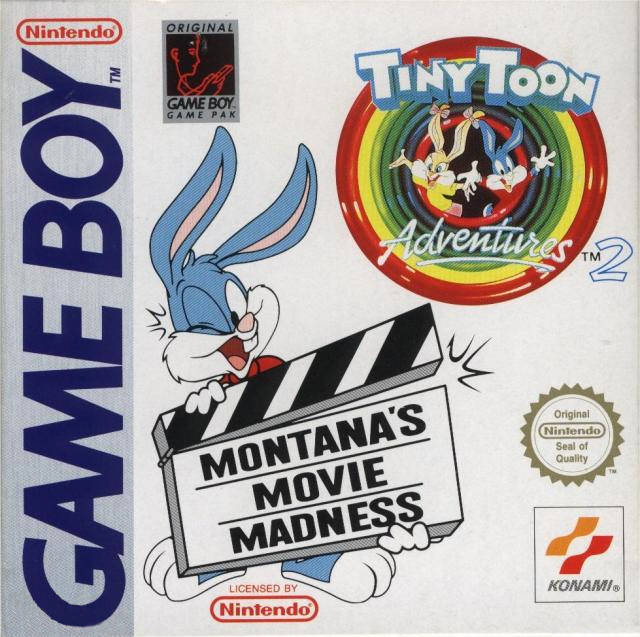 Tiny Toon Adventures 2: Montana's Movie Madness