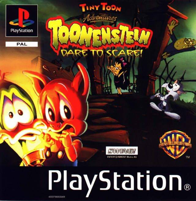 Tiny Toon Adventures: Toonenstein - Dare To Scare!