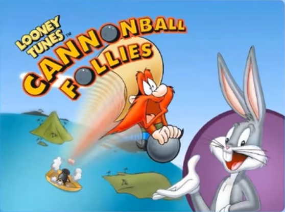 Looney Tunes: Cannonball Follies