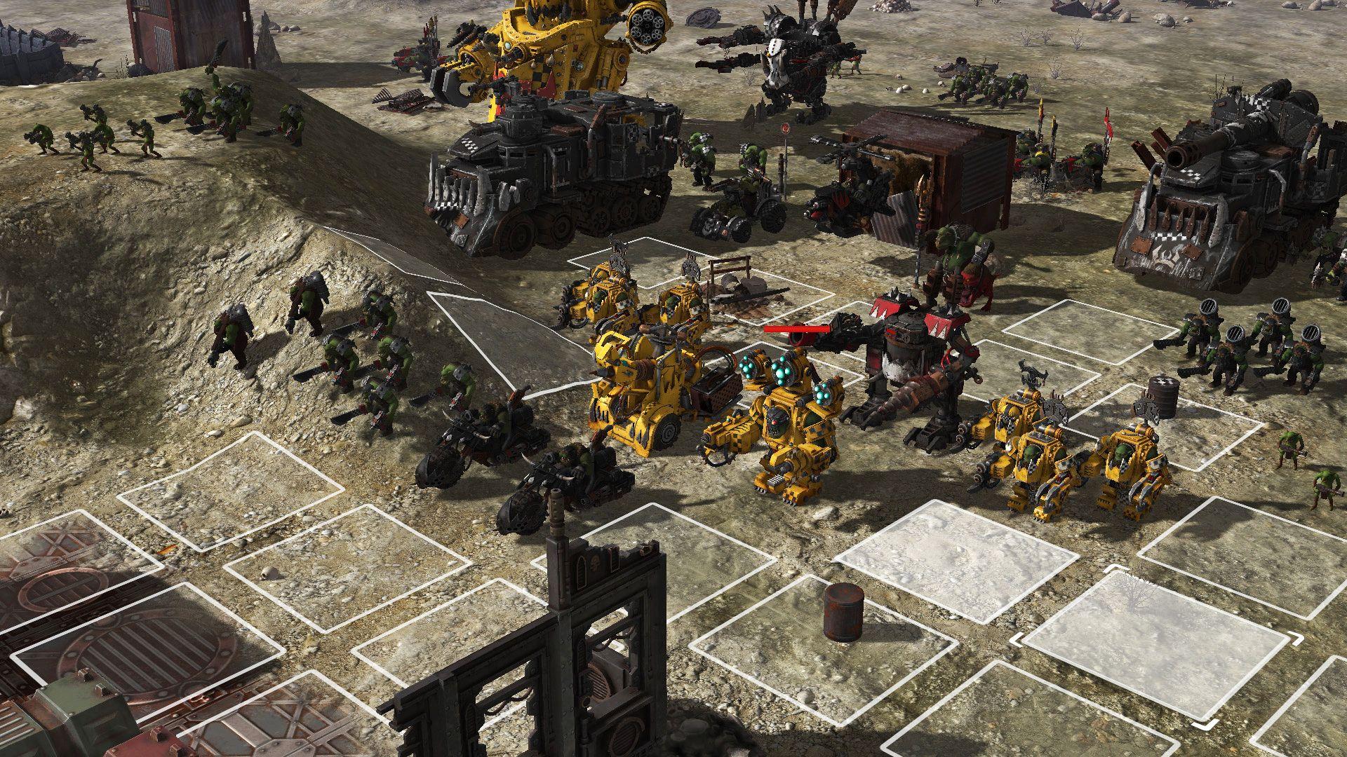 Скриншоты warhammer 40,000: deathwatch: tyranid invasion