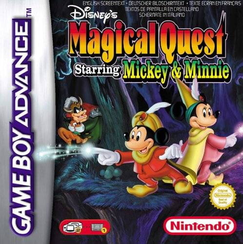 Magical Quest Starring Mickey & Minnie