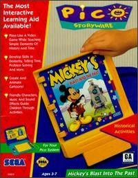 Mickey Mouse's Blast Into The Past