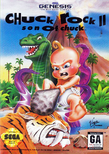 Chuck Rock 2: Son of Chuck