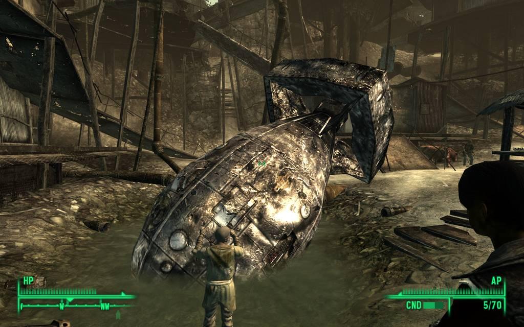 Fallout 3 прохождение видео
