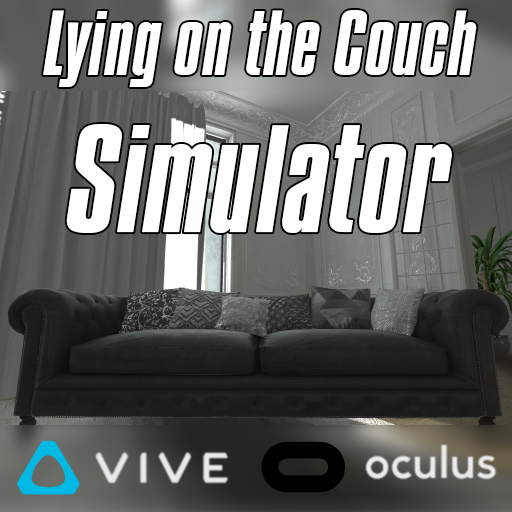 Lying on the Couch Simulator VR