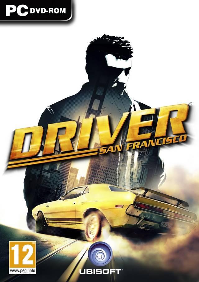 скачать прохождение driver san francisco