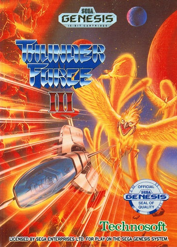 Thunder Force 3
