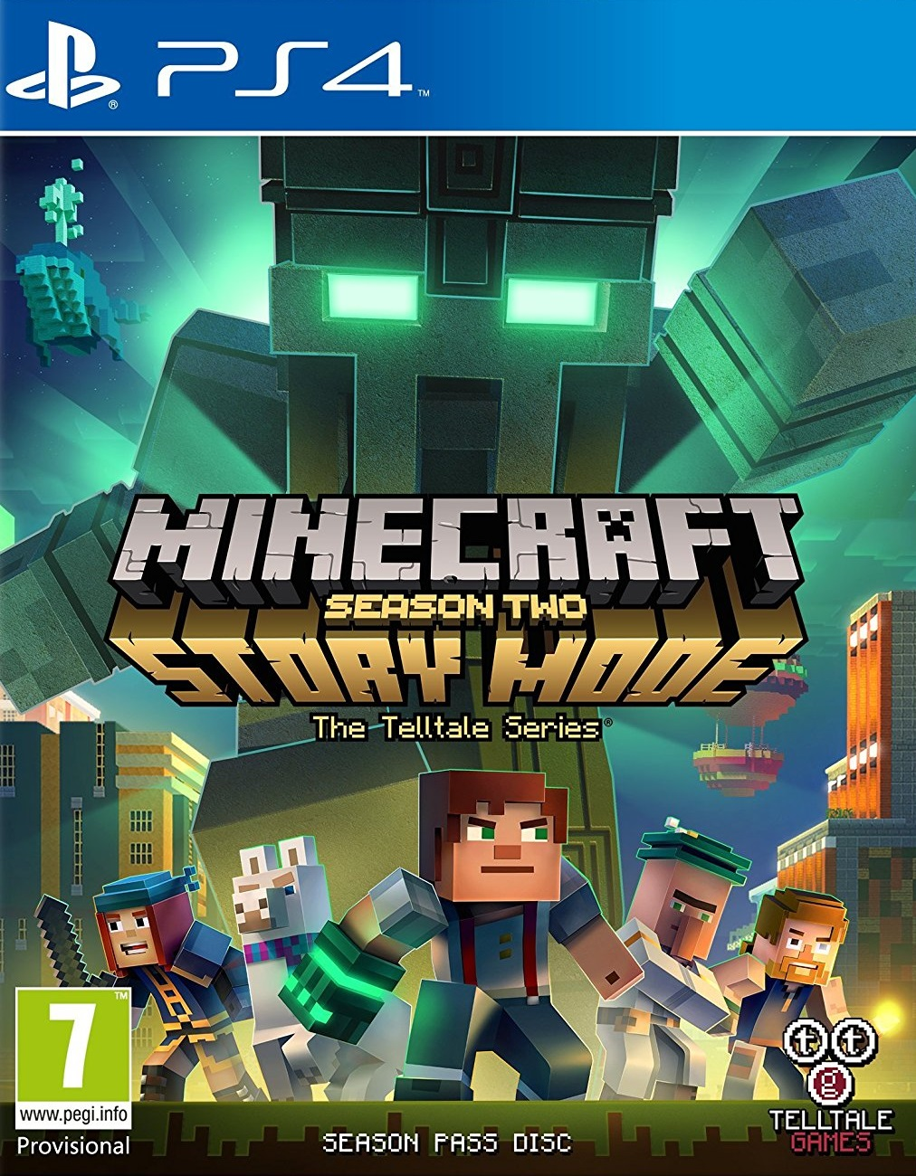 Minecraft: Story Mode — Season 2
