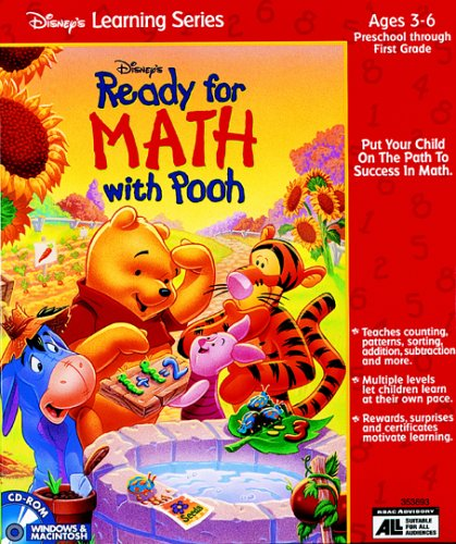 Disney's Ready For Math With Pooh