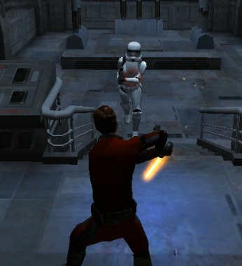 Star Wars: Jedi Knight 2 - Jedi Outcast: Communication Force [Fan Game]