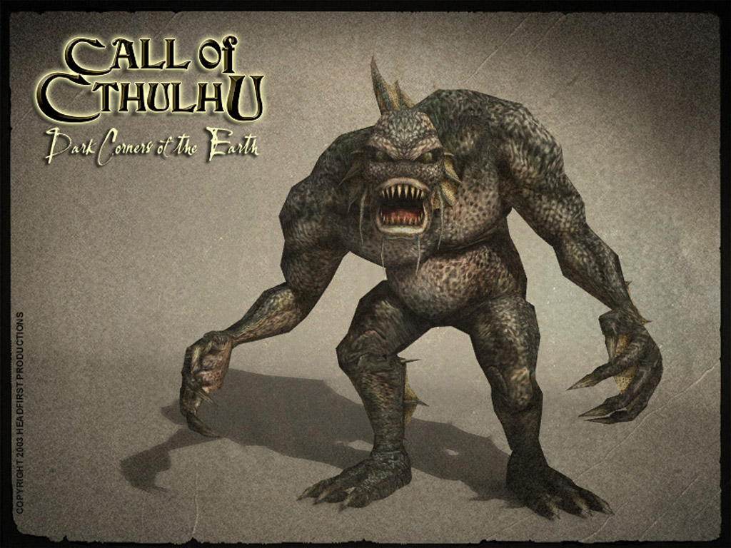 Прохождение Игры Call Of Cthulhu Dark Corners Of The Earth