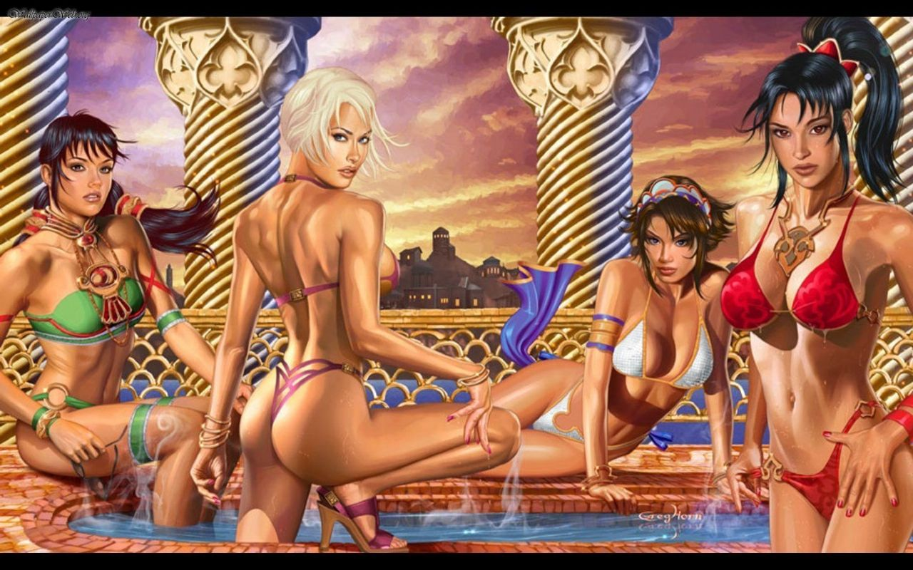 Soul calibur rom nude patch nudes scene