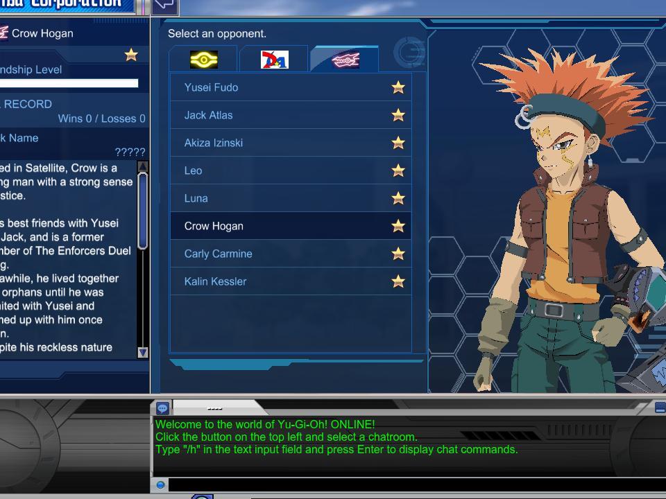 yugioh online duel accelerator