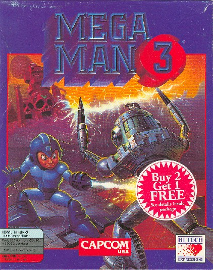 Mega Man 3: The Robots Are Revolting