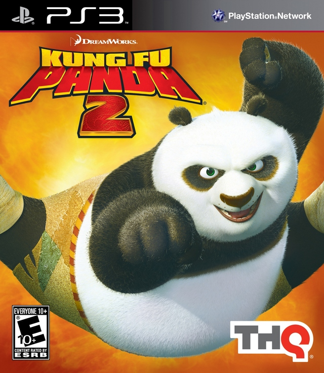 Kung Fu Panda 2: The Video Game
