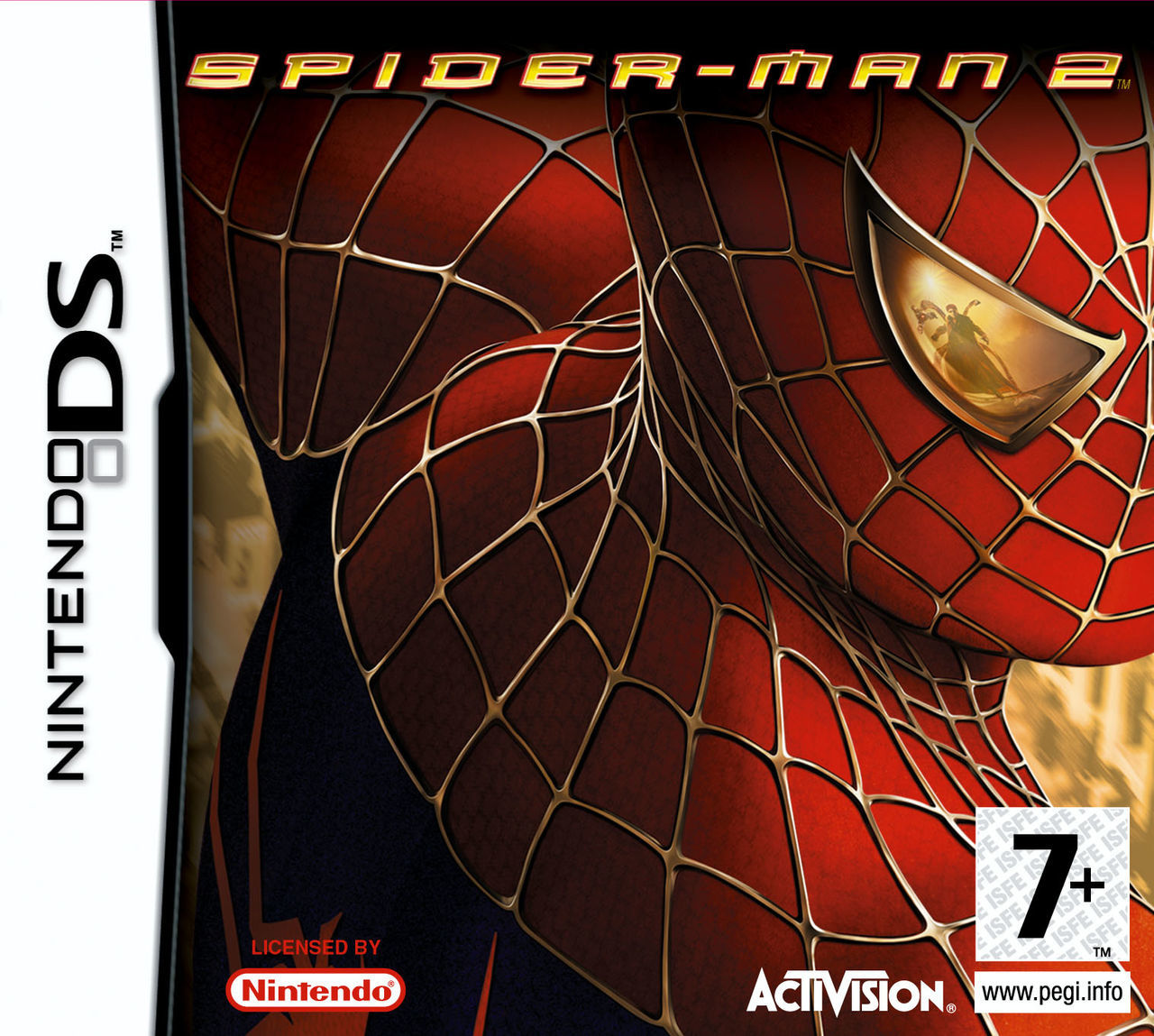 Spider-Man 2 (DS)