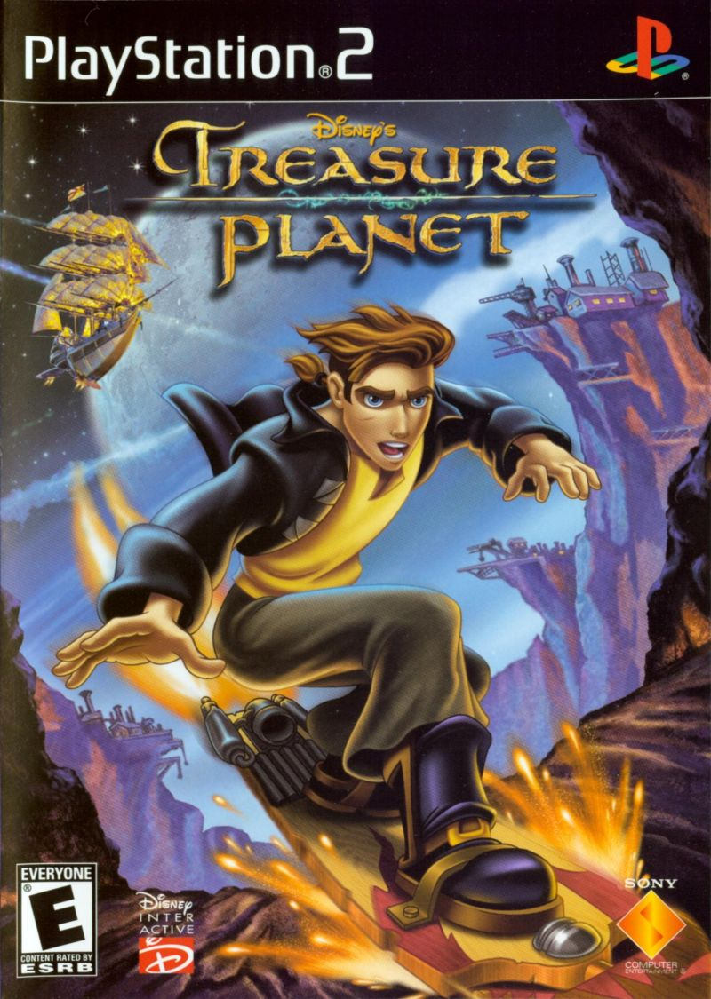 Treasure Planet (PS2)