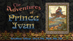 The Adventures of Prince Ivan
