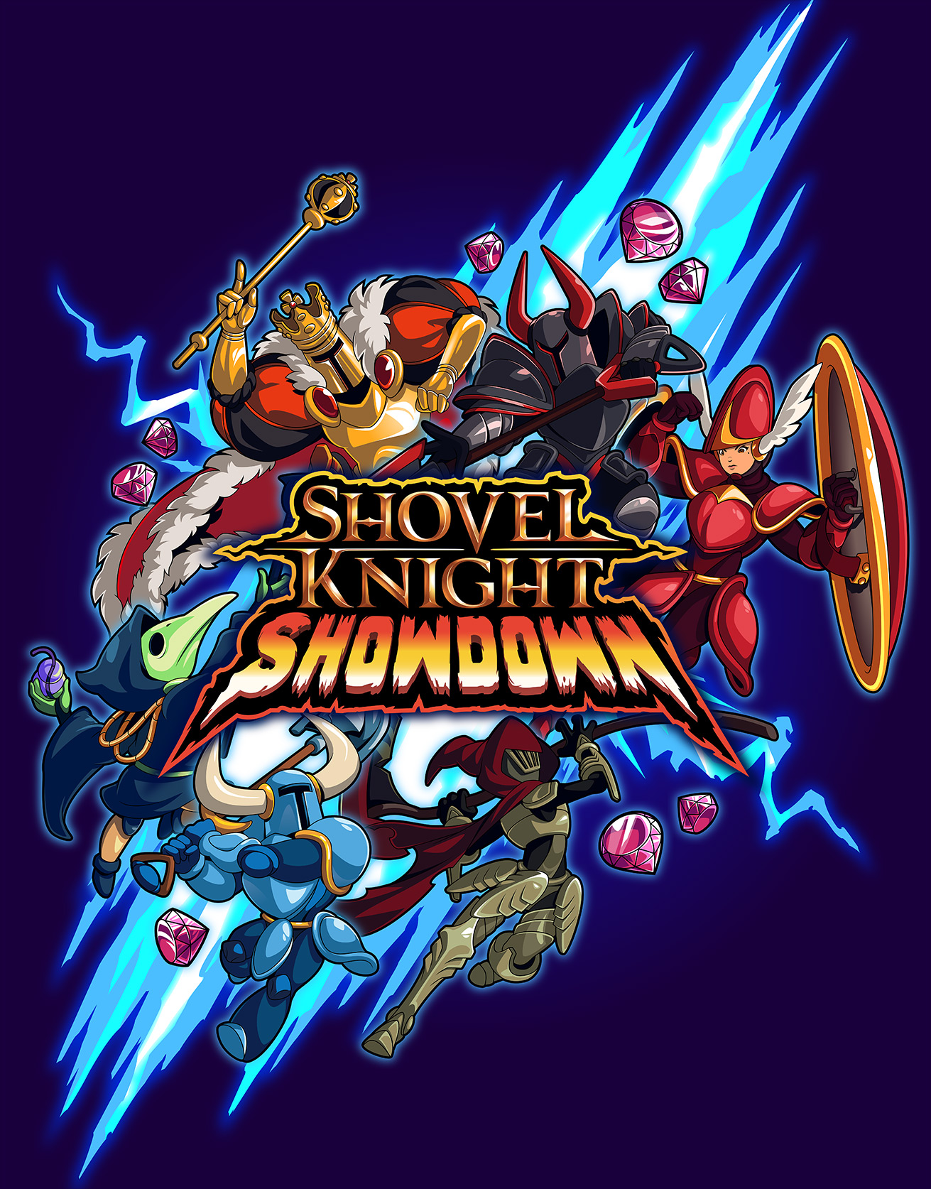 Shovel Knight: Showdown