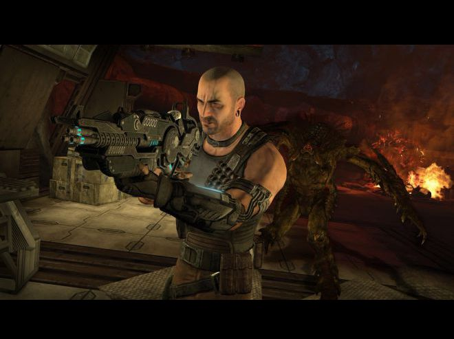 Red Faction: Armageddon - пони Mr. Toots. Компания Volition, Inc. Новый Hu