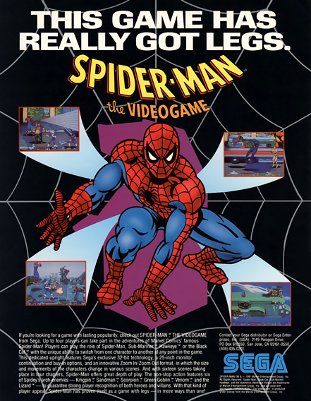 Spider-Man: The Video Game