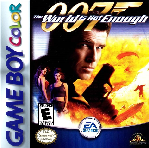 007: The World is Not Enough (Game Boy Color)