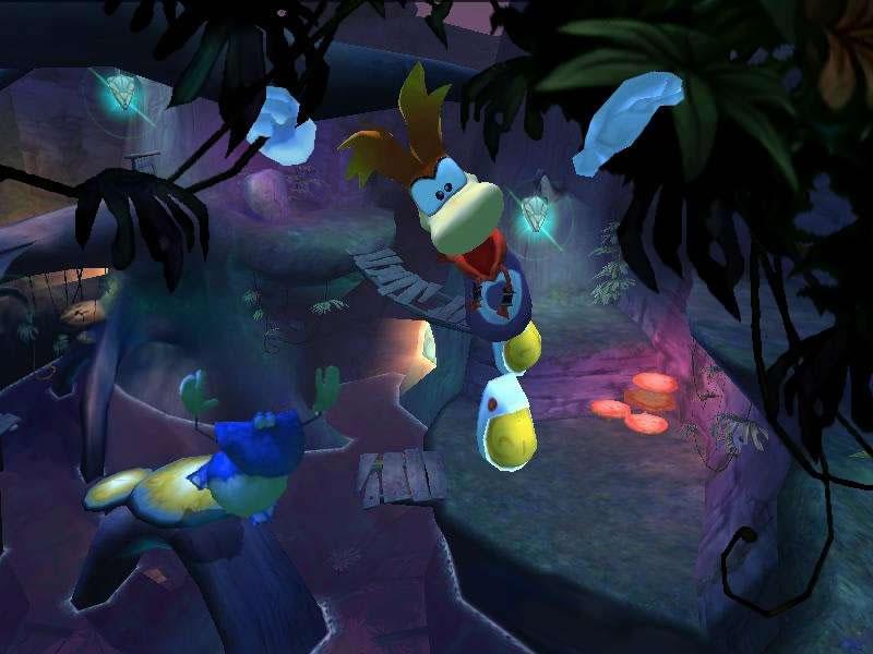 Rayman 3 игра