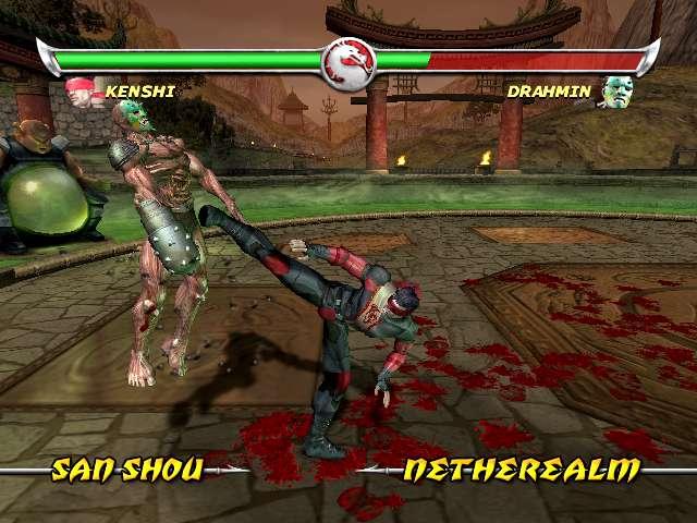 Mortal Kombat: Deadly Alliance   Прохождение Mortal Kombat