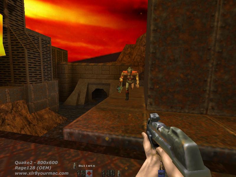 Игры quake 2