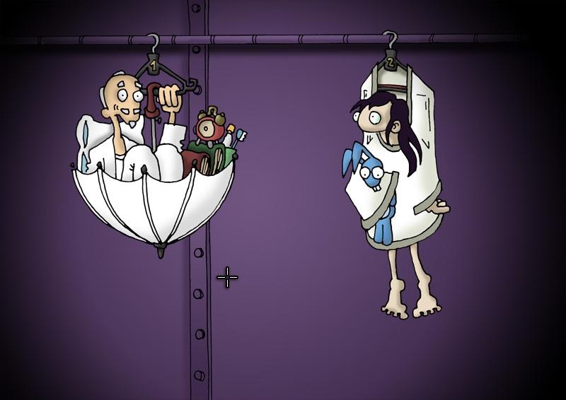 скачать игру Edna And Harvey через торрент - фото 4