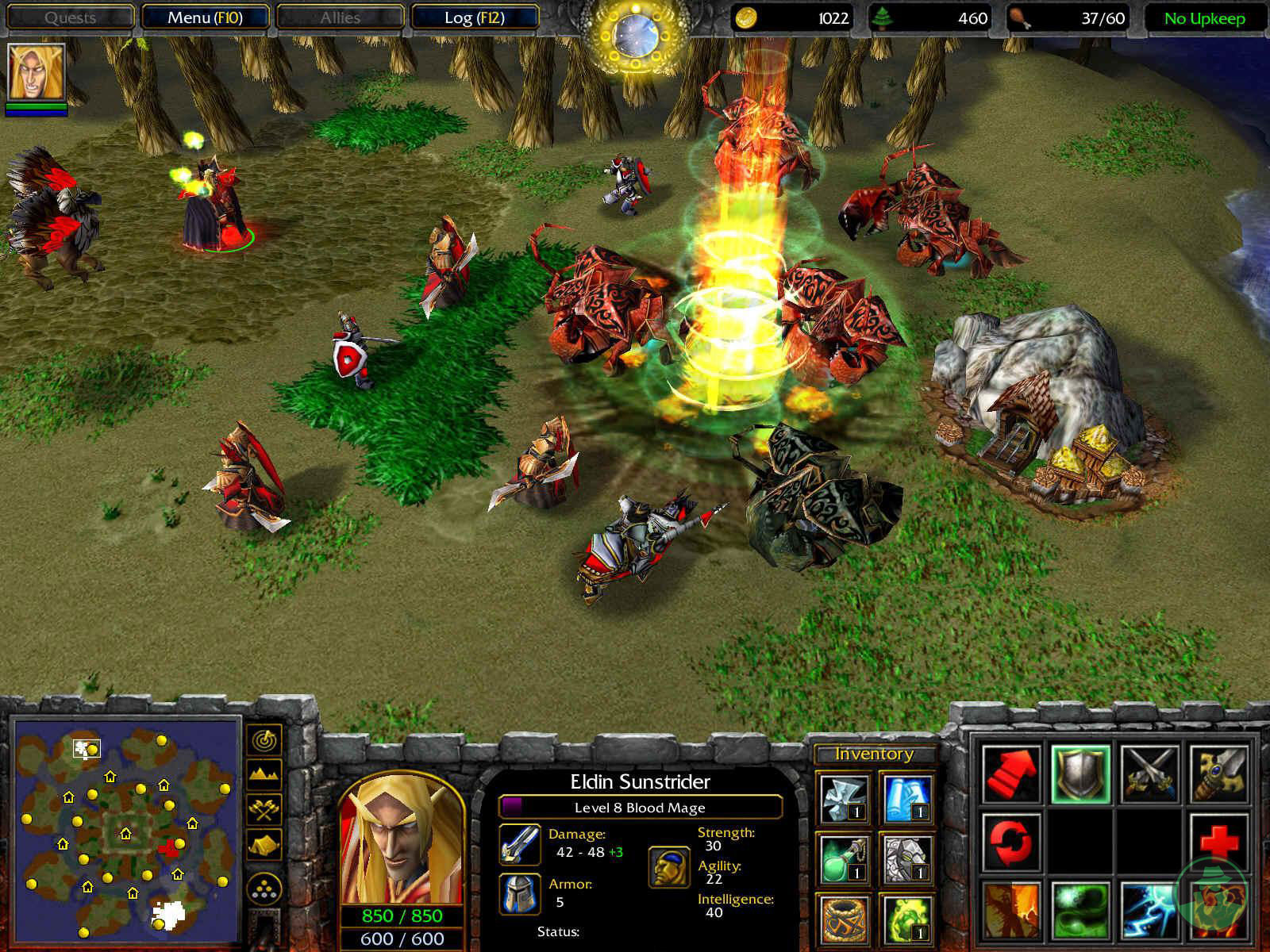 Warcraft iii chaos orc map xxx tube