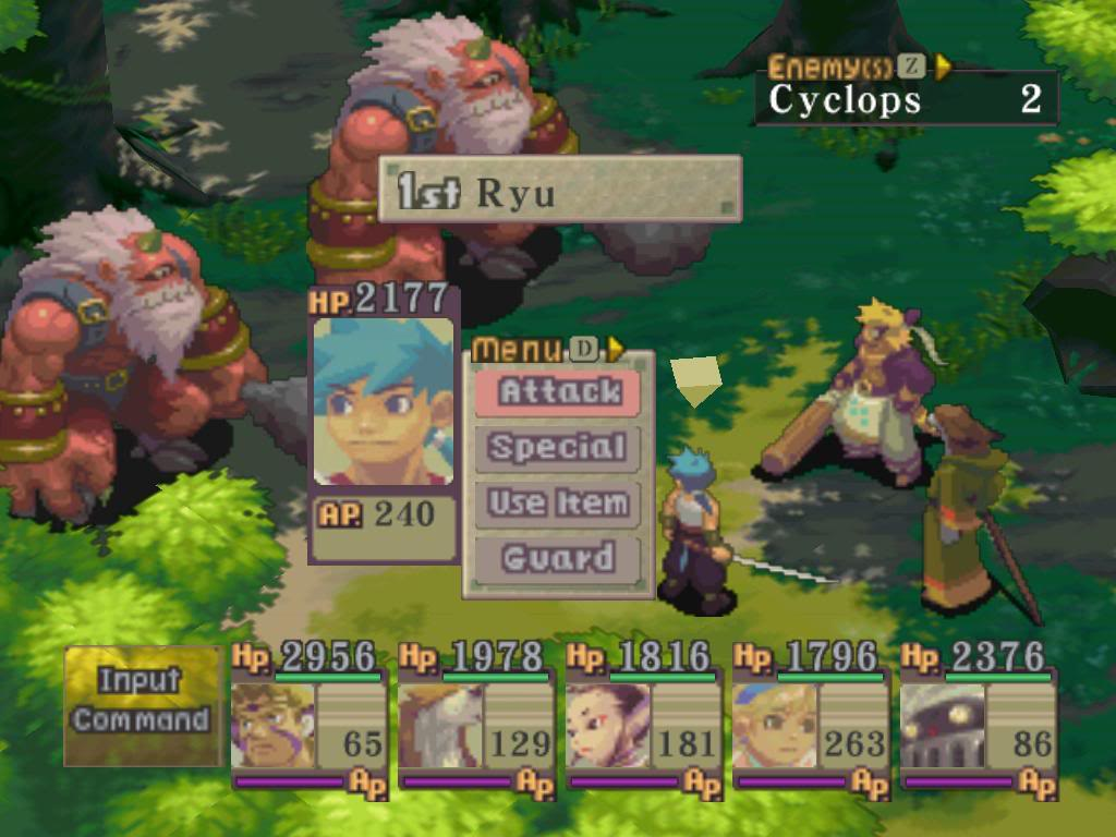 Breath of fire iv (usa) psx / sony playstation iso download.