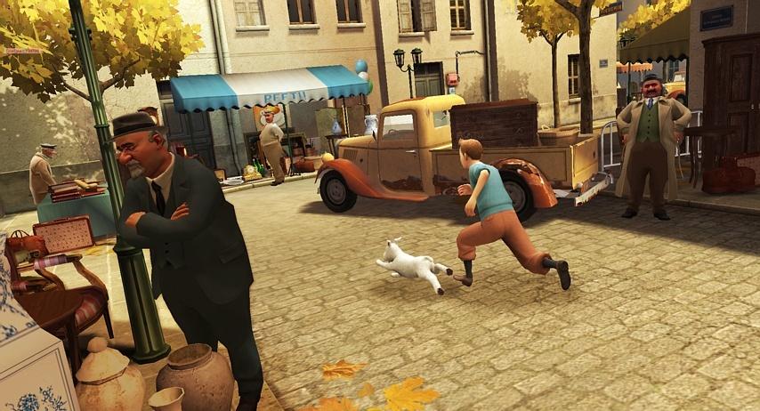 Adventure Of Tintin Ebook