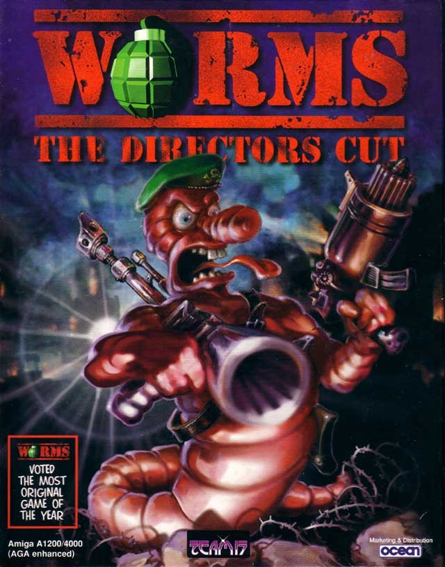 Worms: The Director's Cut