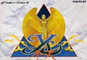 Ys I: Ancient Ys Vanished