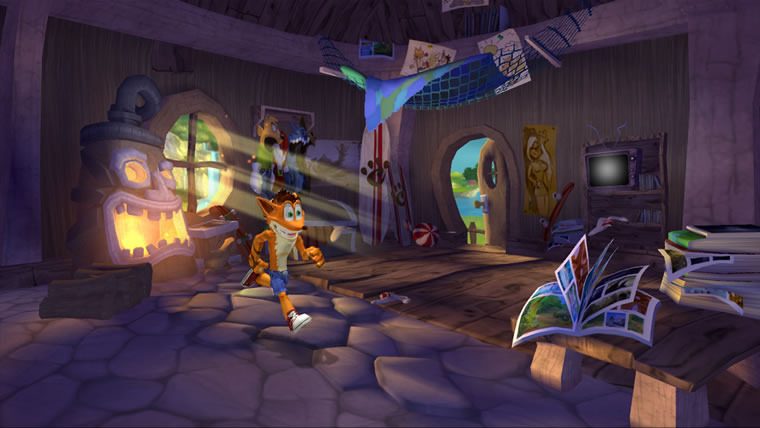 Crash bandicoot mind over mutant coco