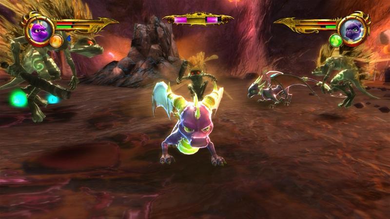 скачать игру The Legend Of Spyro Dawn Of The Dragon на русском языке - фото 6