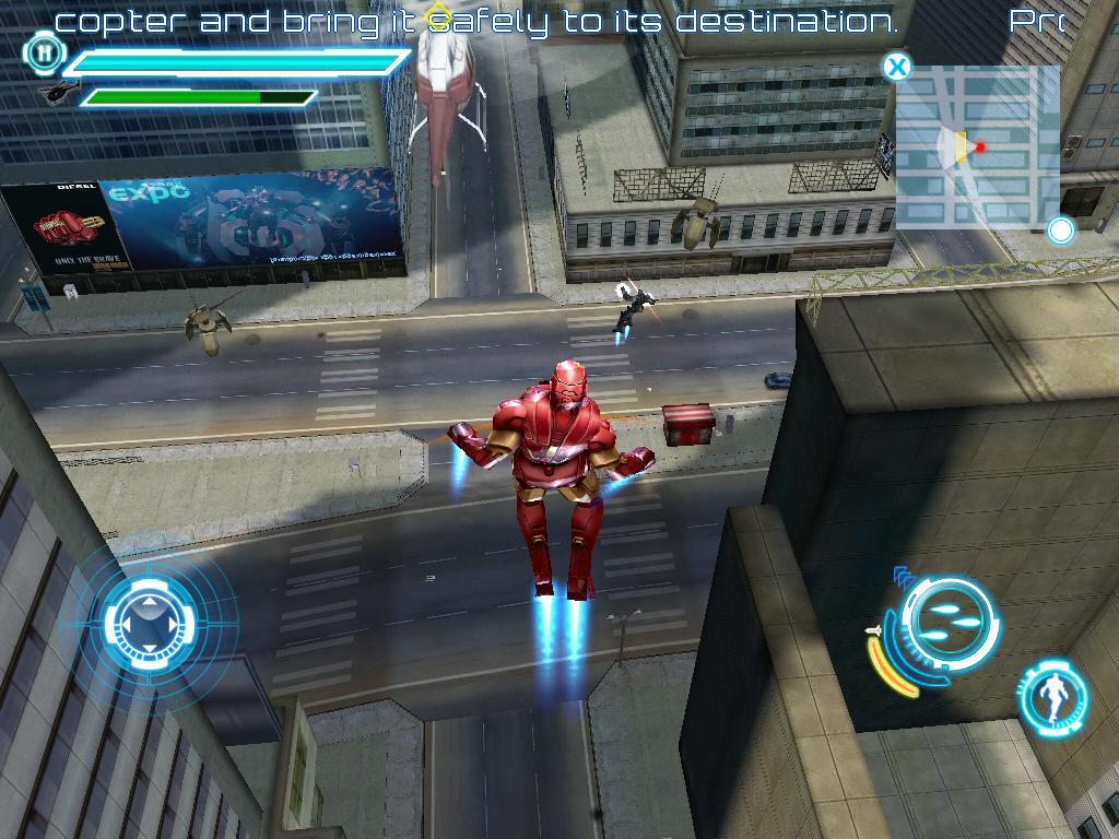 железный человек игра на андроид скачать бесплатно