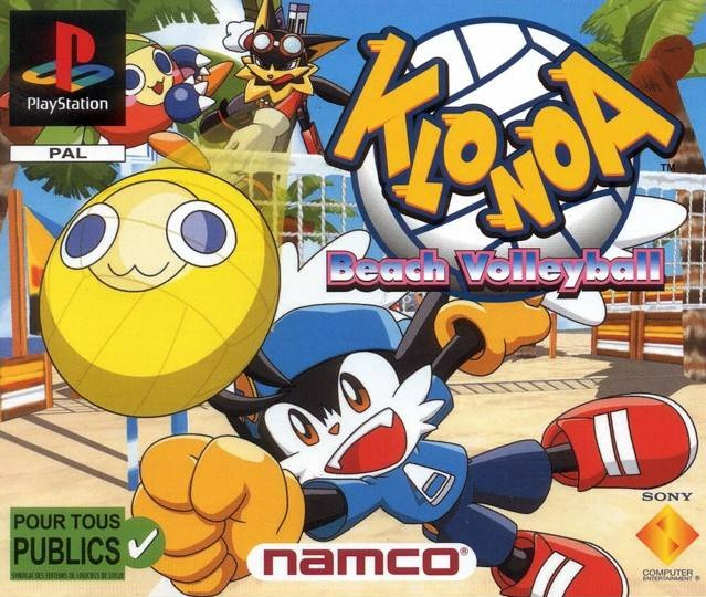 Klonoa Beach Volleyball