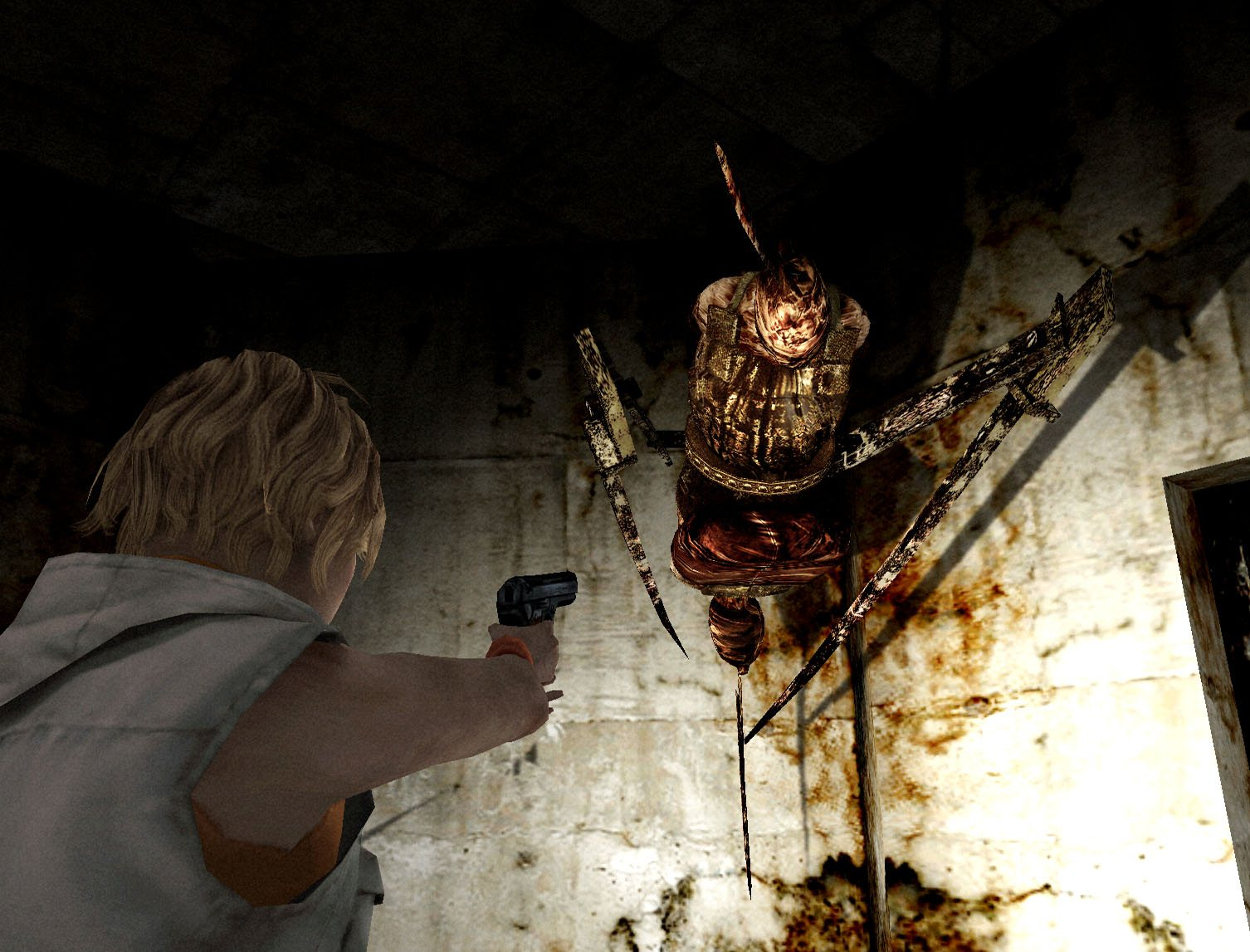 Если вы нашли новую версию Игры Нуд Мод русификатор NoDVD для Silent Hill 3 либо