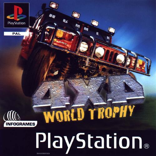 Torrent Super Compactado 4x4 World Trophy PS1