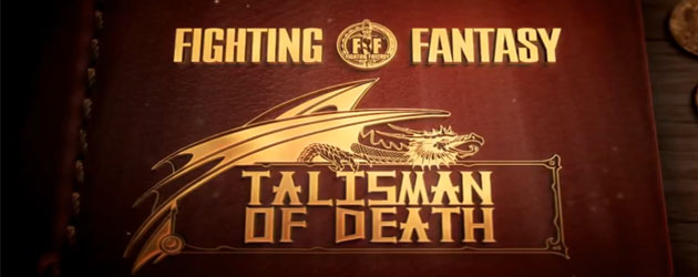 Fighting Fantasy: Talisman of Death
