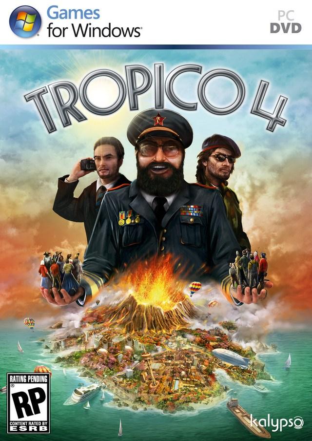 Руководство tropico 4